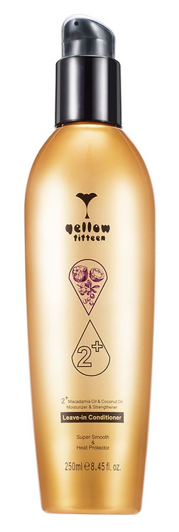 YELLOW FIFTEEN Leave in Conditioner 250ml