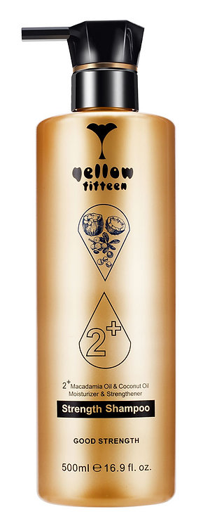 YELLOW FIFTEEN Shampoo 500ml