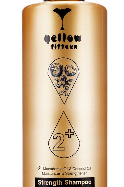 YELLOW FIFTEEN Shampoo 500ml