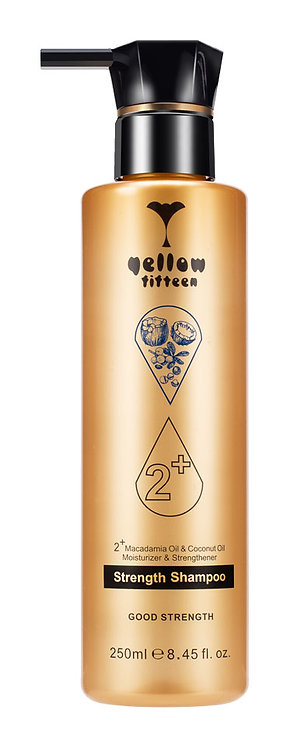 YELLOW FIFTEEN Shampoo 250ml