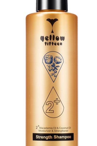 YELLOW FIFTEEN Shampoo 250ml