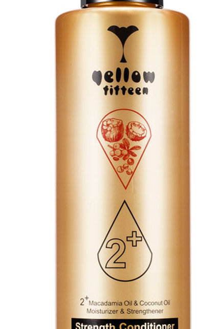 YELLOW FIFTEEN Conditioner 250ml