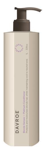 DAVROE Blonde Platinum Conditioner 1 litre
