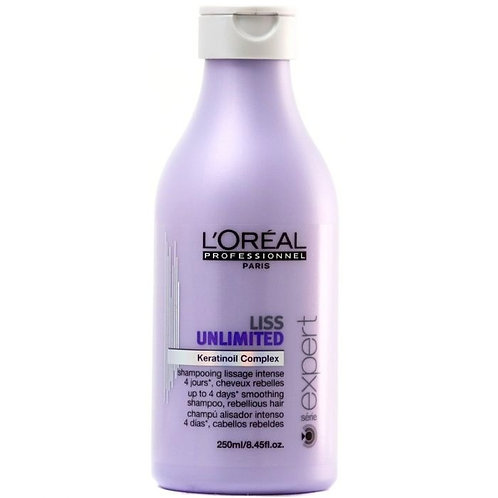 Loreal Liss Unlimited Shampoo 250ml