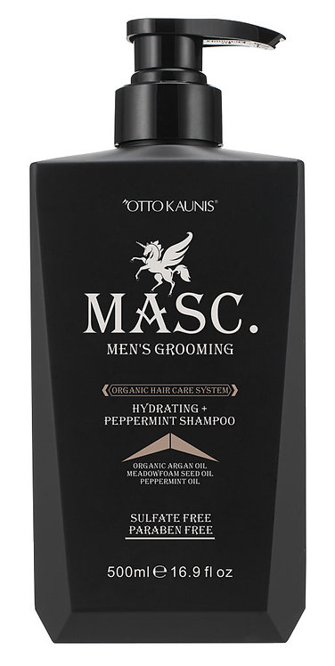 MASC. Hydrating Peppermint Shampoo 500ml