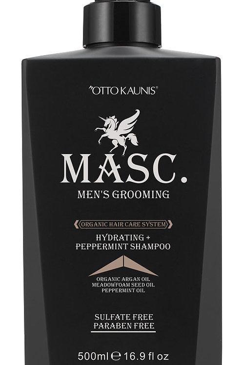 MASC. Hydrating Peppermint Shampoo 500ml