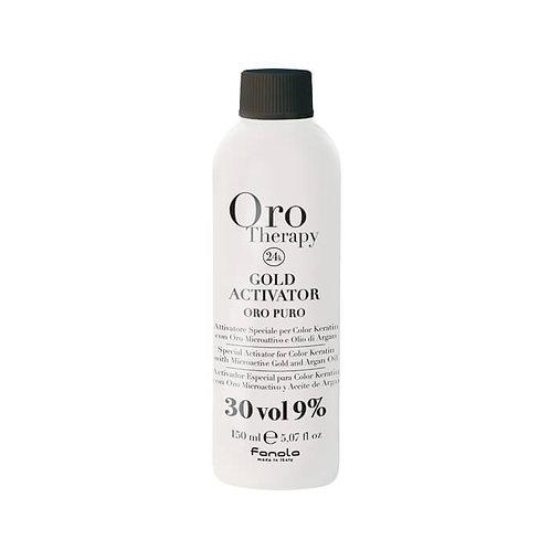 ORO GOLD Cream Developer 100ml 30 vol