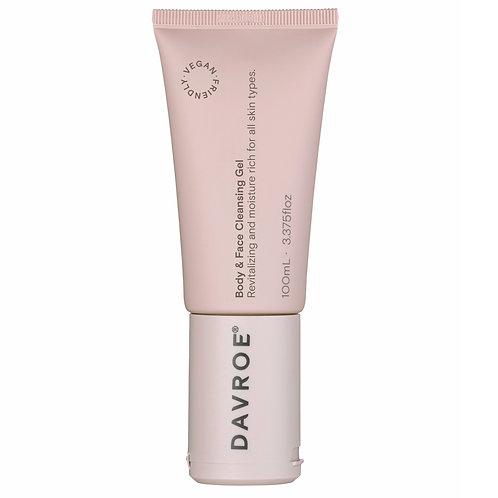 DAVROE Body & Face Cleansing Gel 100ml