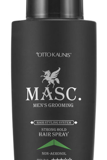 MASC.Strong Hold Hairspray 130ml
