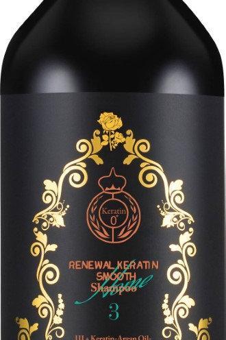 Pro-Techs Keratin 0+ Renewal Keratin Smooth Shampoo 500ml