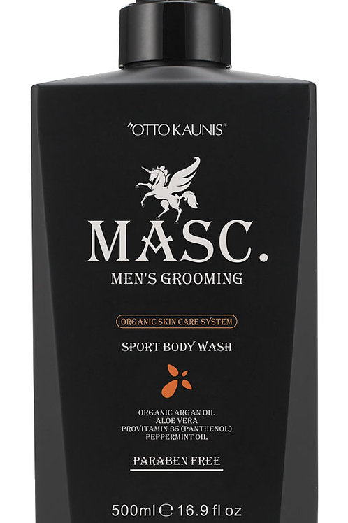MASC. Sports Body Wash 500ml