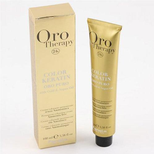 ORO Therapy Ammonia Free Hair Colour 100ml 8.13