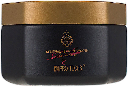 PRO TECHS Keratin Smooth Repair Mask 250ml