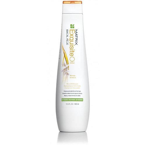 MATRIX BIOLAGE Exquisit OIl Shampoo 400ml