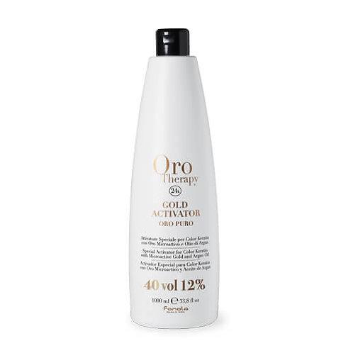 ORO GOLD Cream Developer 1000ml 40 vol
