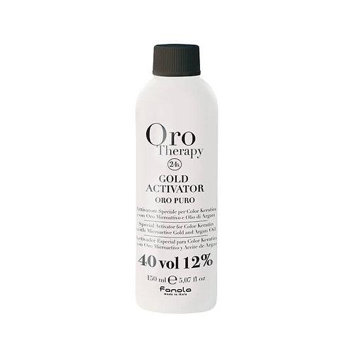 ORO GOLD Cream Developer 100ml 40 vol