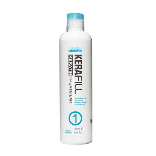 KERAFILL Keratin Purifying Shampoo 250ml