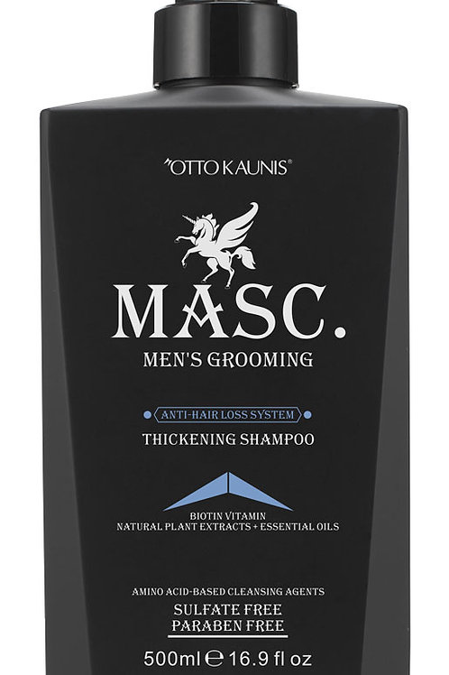 MASC. Thickening Shampoo 500ml