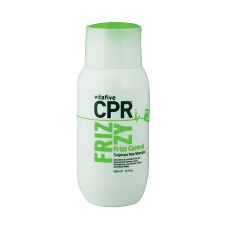 CPR Frizz Shampoo 300ml