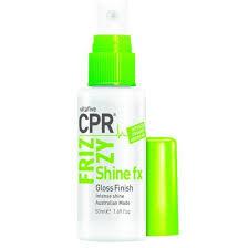 CPR Frizz Gloss Finish 50ml