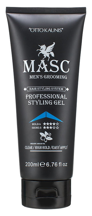 MASC. Styling Gel 200ml