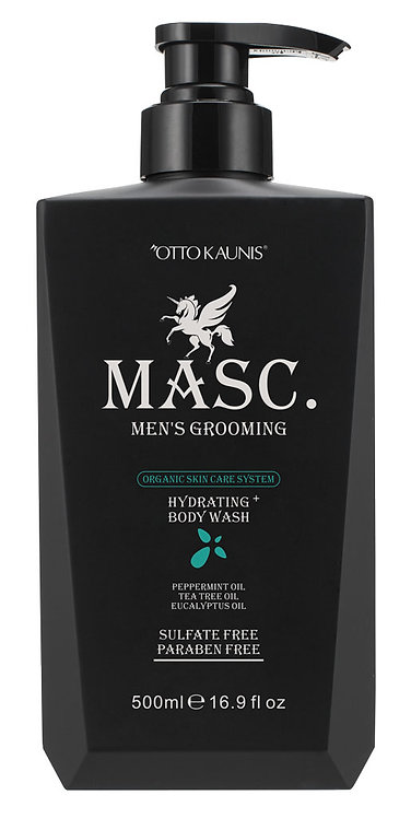 MASC. Hydrating Body Wash 500ml