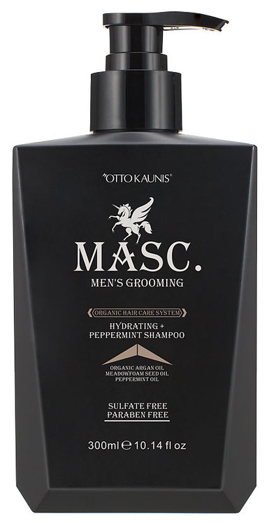 MASC. Hydrating Peppermint Shampoo 300ml