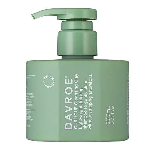DAVROE Curlicue Cleansing Clay 200ml