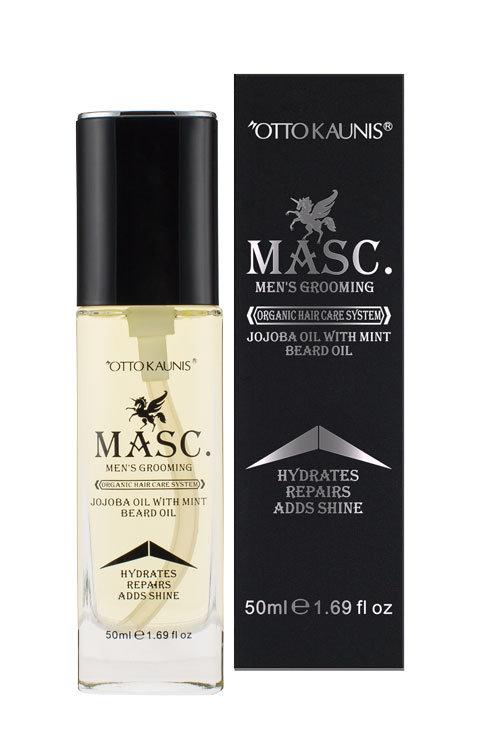 MASC. Jojoba Beard Oil 50ml