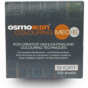 OSMO IKON Colouring Meches Short 200 sheets