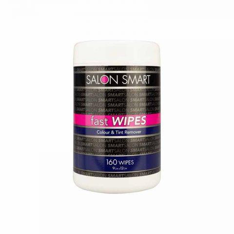 Salon Smart Fast Wipes Colour Stain Remover Wipes 160pack