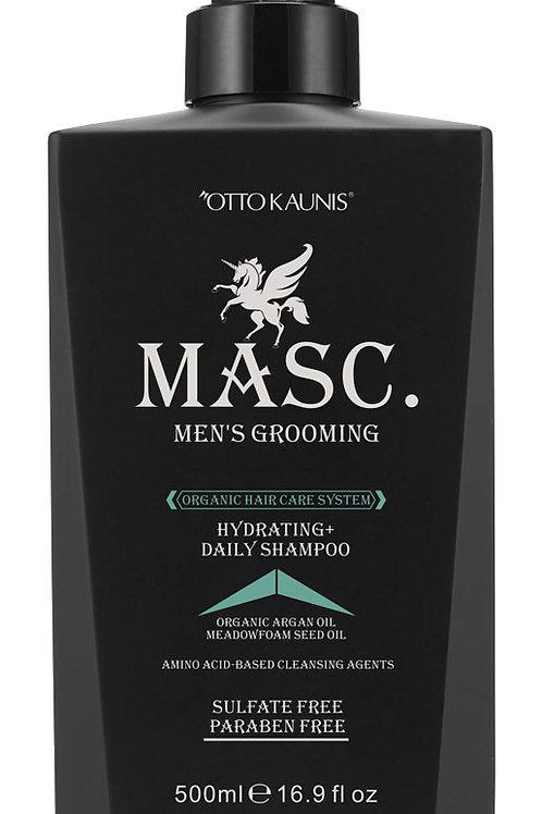 MASC. Hydrating Daily Shampoo 500ml