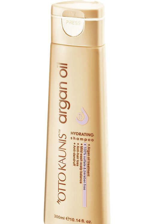 OTTO KAUNIS Argan Hydrating Shampoo 300ml