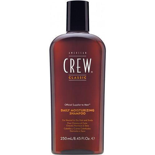 American Crew Daily Moisture Shampoo 250ml