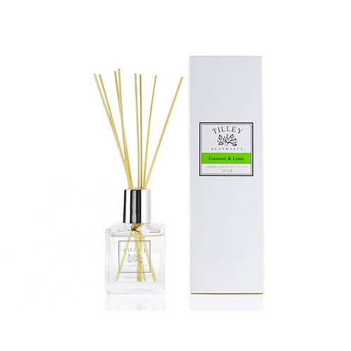 TILLEY REED DIFFUSER Lime & Coconut
