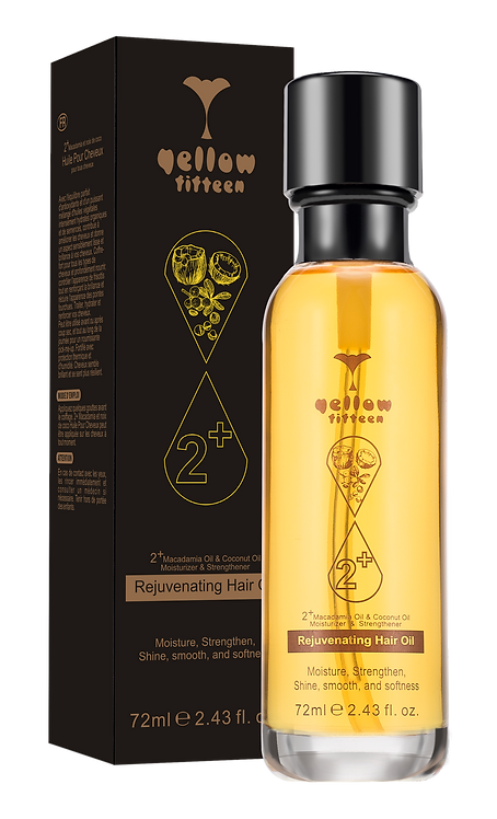 YELLOW FIFTEEN Rejuvenating Serum 72ml