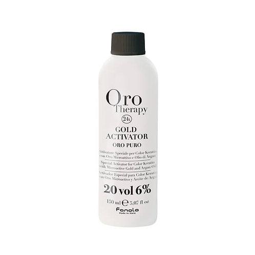 ORO GOLD Cream Developer 100ml 20 vol