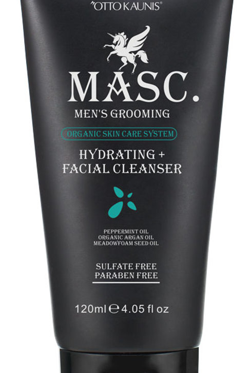 MASC. Facial Cleanser 120ml