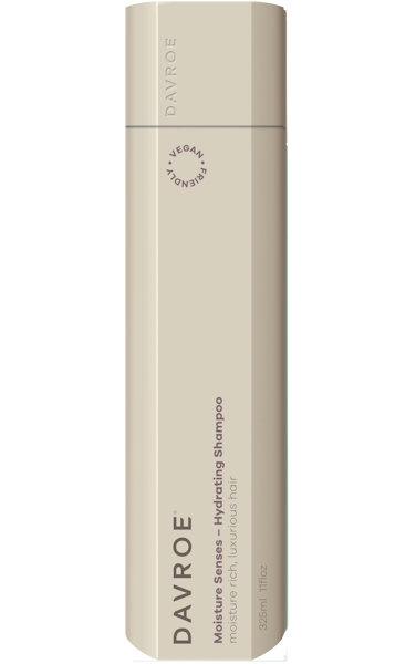 DAVROE Moisture Hydrating Shampoo 325ml