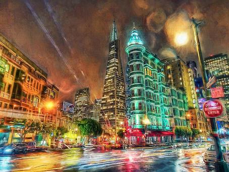 Weird-ass San Francisco short story by Cindy