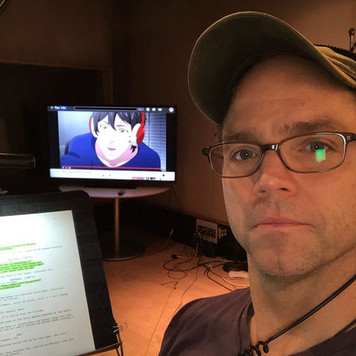 Animé ADR, harder to match but fun