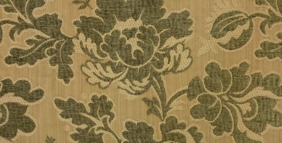 Jade Floral Fabric
