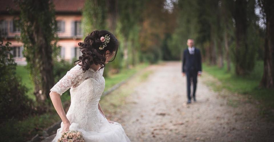 Sposa viale