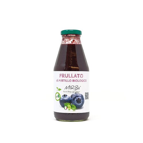 Frullato di mirtillo biologico 500 g