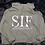Thumbnail: Cropped Brand Pullover w/ Hood
