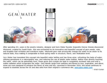 PRODUCT_INNOVATION_GEM_WATER_full_report