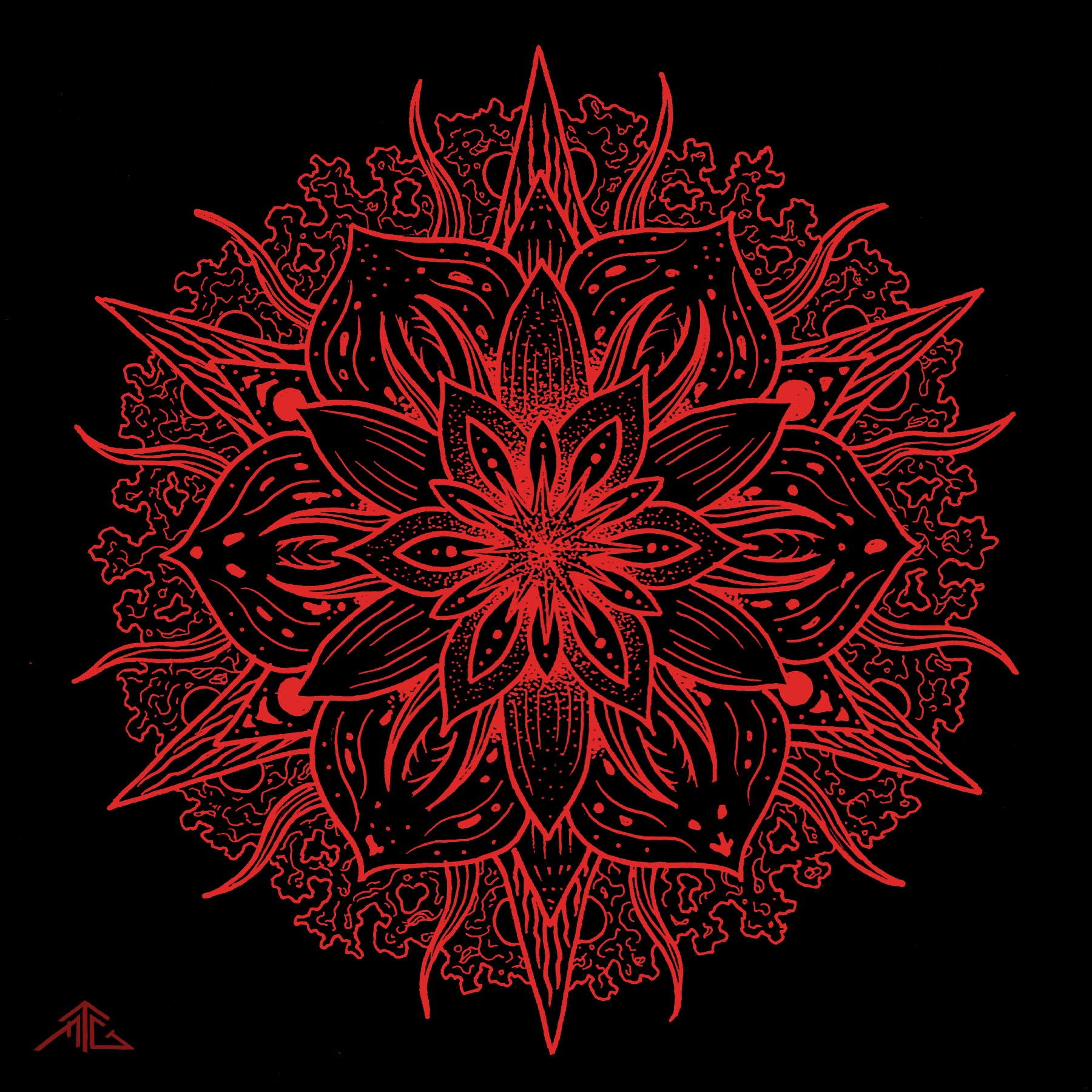 blood mandala