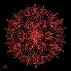 blood mandala