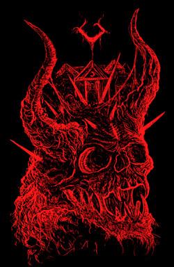 demon mausoleum_ Red