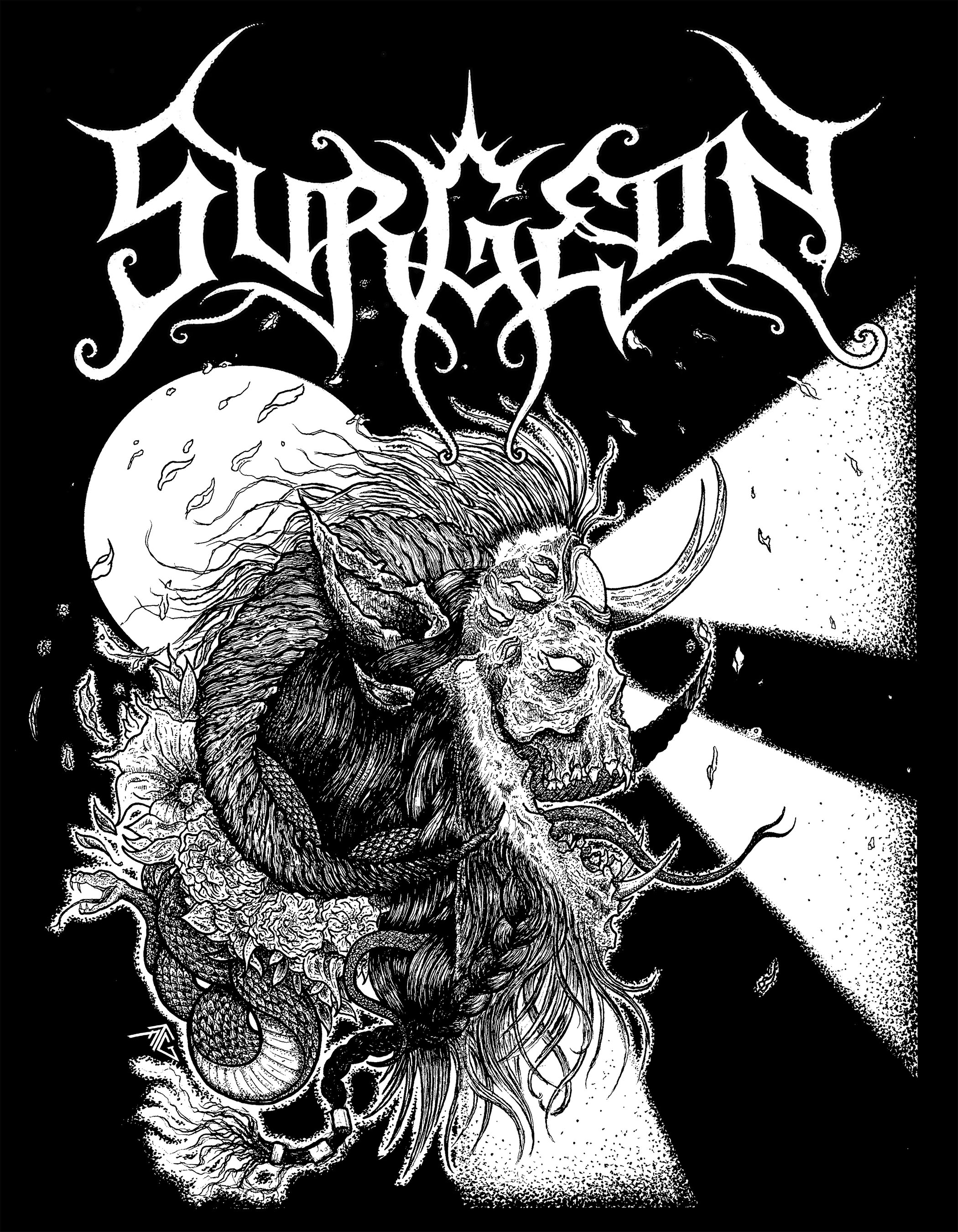 SURGEON - BEAST OF LIGHT